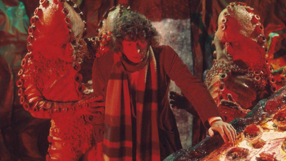 zygons with fourth doctor